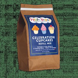 Dog Celebration Cupcake Refill Mix