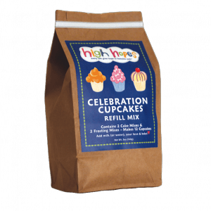 Dog Celebration Cupcake Refill Mix