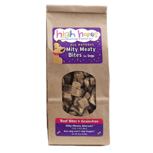 Mity Meaty Bites - Beef