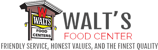 Find a Walt's Food Center Near You